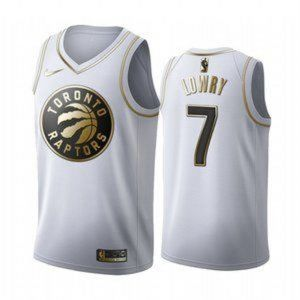 Nike Men's Toronto Raptors Kyle Lowry #7 Jersey